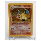 1999 Pokemon Charizard Rare Holo 4/102