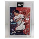 Topps Project 2020 Mike Trout RC #142