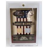 5/10 2005 Donruss Classic Stan Musial Relic #CS-6