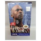 1995-96 Upper Deck Basketball Series 2 Box SEALED
