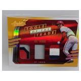 9/10 2021 Absolute Baseball Joe Torre Relic