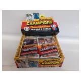 1984 Donruss Baseball Champions Box