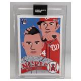 Topps Project 2020 Mike Trout RC #260