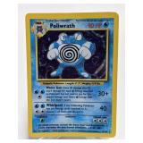 1999 Pokemon Poliwrath Rare Holo 13/102