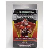 2021 Panini Prizm Draft Picks NFL Hanger Box