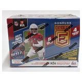 2021 Donruss Elite NFL Booster Box