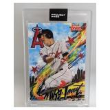 Topps Project 2020 Mike Trout #399