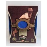 15/50 2001 SP Game Used Bob Gibson Relic #LF-BG