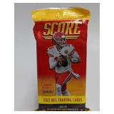 2021 Score Panini NFL Jumbo 40 Card Pack