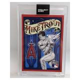 Topps Project 2020 Mike Trout 400