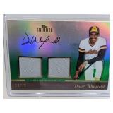 19/75 2011 Topps Tribute Dave Winfield Relic