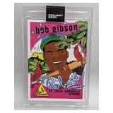 Topps Project 2020 Bob Gibson #84