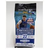 2020-21 Panini Contenders Basketball Jumbo Pack