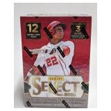 2021 Panini Select Baseball Booster Box