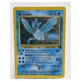 1999 Pokemon Articuno Rare Holo Fossil 2/62