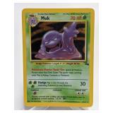 1999 Pokemon Muk Rare Holo Fossil 13/62