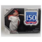 2019 Topps Stan  Musial Comm. Patch #AMP-SM