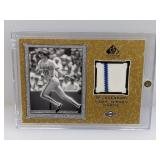 2001 SP Legendary Cuts Robin Yount Relic #J-RY