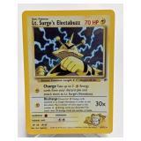 2000 Pokemon Lt Surge
