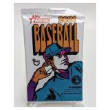 2021 Topps Heritage Baseball Card Pack