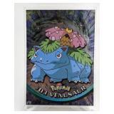 1998 Topps Pokemon Venusaur Foil #03
