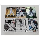 (6) Eloy Jimenez RC Baseball Rookie Cards