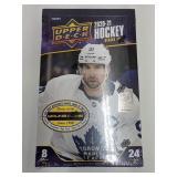 2020-21 Upper Deck Young Guns NHL Box 24 Packs
