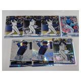 (7) Cavan Biggio RC Baseball Rookie Cards