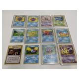 (12) Pokemon Pocket Monster Cards