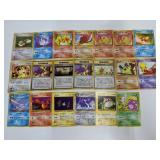 (20) Pokemon Team Rocket Foreign Cards