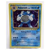 2016 Pokemon Poliwrath Holo Rare 25/108