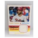2020 Topps Heritage Bryce Harper Relic #CCR-BH