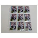 (17) Darryl Strawberry Baseball Rookie Cards