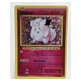2016 Pokemon Clefairy Holo Rare 63/108