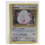 2016 Pokemon Chansey Holo Rare 70/108