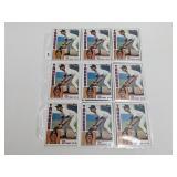 (16) Don Mattingly Baseball Rookie Cards
