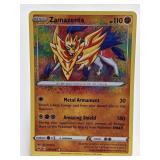 2020 Pokemon Zamazenta Holo 102/185
