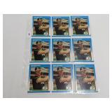 (18) Mark McGwire Baseball Rookie Cards