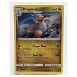 2017 Pokemon Dragonite Holo Rare 96/149
