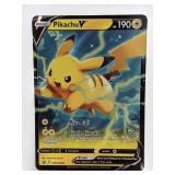 2020 Pokemon Pikachu V Holo Promo SWSH063