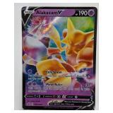 2021 Pokemon Alakazam V Holo Promo SWSH083