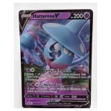 2020 Pokemon Hatterene V Holo Promo SWSH055