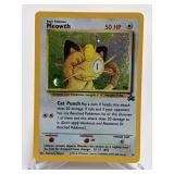 1999-2000 Meowth Holo Game Boy Promo 10