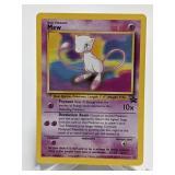 1999-2000 Pokemon Mew Promo 8