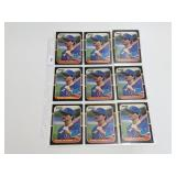 (18) Rafael Palmeiro Baseball Rookie Cards