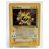 1999 Pokemon Electabuzz Promo 2