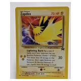 1999-2000 Pokemon Zapdos Promo 23