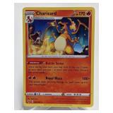 2020 Pokemon Charizard Rare 25/185