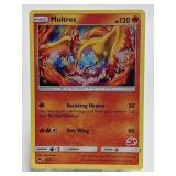 2018 Pokemon Moltres Rare 38/214