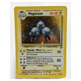 1999-2000 Pokemon Magneton Set 2 Rare Holo  #9